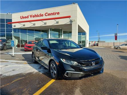 2019 Honda Civic LX (Stk: U204267) in Calgary - Image 1 of 26