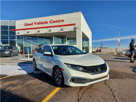 2019 Honda Civic EX (Stk: U204263) in Calgary - Image 1 of 28