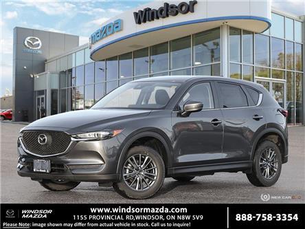 2021 Mazda CX-5 GX (Stk: C59176) in Windsor - Image 1 of 23
