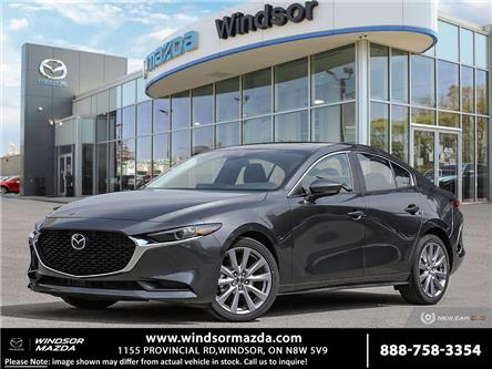 2021 Mazda Mazda3 GT (Stk: M36300A) in Windsor - Image 1 of 23