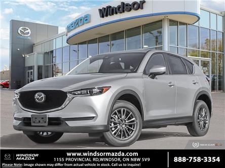 2021 Mazda CX-5 GS (Stk: C58587) in Windsor - Image 1 of 23