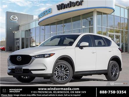 2021 Mazda CX-5 GS (Stk: C58921) in Windsor - Image 1 of 22