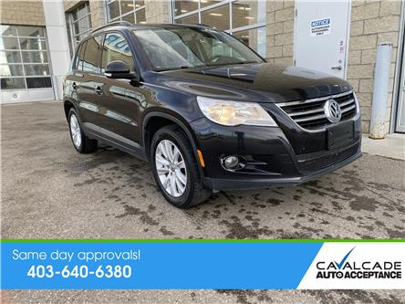 2009 Volkswagen Tiguan 2.0T Highline (Stk: R61280) in Calgary - Image 1 of 21
