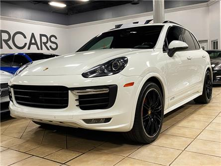 2016 Porsche Cayenne GTS (Stk: AP2292) in Vaughan - Image 1 of 22