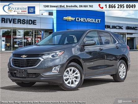 2021 Chevrolet Equinox LT (Stk: 21-041) in Brockville - Image 1 of 23