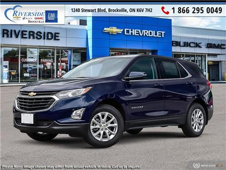 2021 Chevrolet Equinox LT (Stk: 21-040) in Brockville - Image 1 of 23