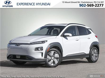 2021 Hyundai Kona EV Preferred (Stk: N1028) in Charlottetown - Image 1 of 23