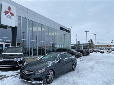 2016 Mercedes-Benz C-Class Base (Stk: K3349) in Edmonton - Image 1 of 22