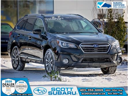 2019 Subaru Outback 3.6R Premier EyeSight Package (Stk: SS0399) in Red Deer - Image 1 of 17