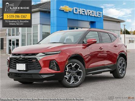2021 Chevrolet Blazer RS (Stk: T1093) in Kincardine - Image 1 of 23
