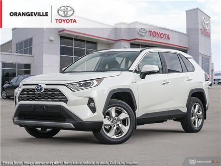 2021 Toyota RAV4 Hybrid Limited (Stk: 21106) in Orangeville - Image 1 of 10