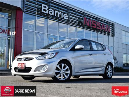 2014 Hyundai Accent GLS (Stk: 20377A) in Barrie - Image 1 of 25