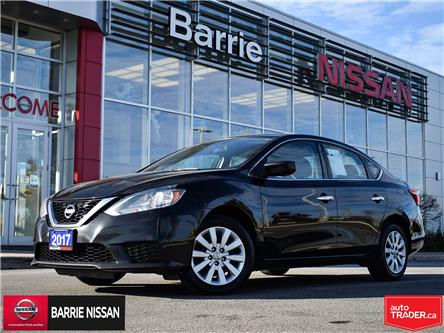2017 Nissan Sentra 1.8 S (Stk: 20495A) in Barrie - Image 1 of 26