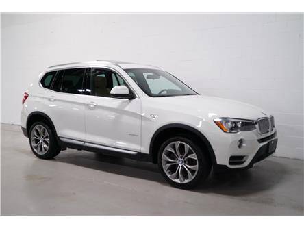 2017 BMW X3 xDrive28i (Stk: T16412) in Vaughan - Image 1 of 24