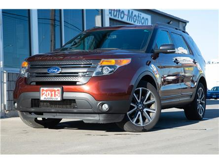2015 Ford Explorer XLT (Stk: 201042) in Chatham - Image 1 of 24