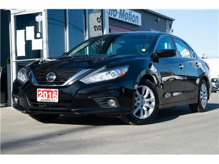 2016 Nissan Altima  (Stk: 201063) in Chatham - Image 1 of 23