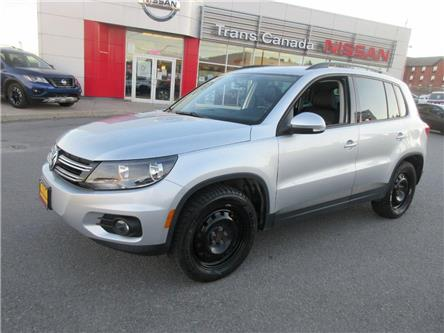 2013 Volkswagen Tiguan  (Stk: 91653A) in Peterborough - Image 1 of 18