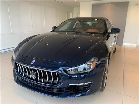 2020 Maserati Ghibli S Q4 GranLusso (Stk: 20ML33) in Laval - Image 1 of 22