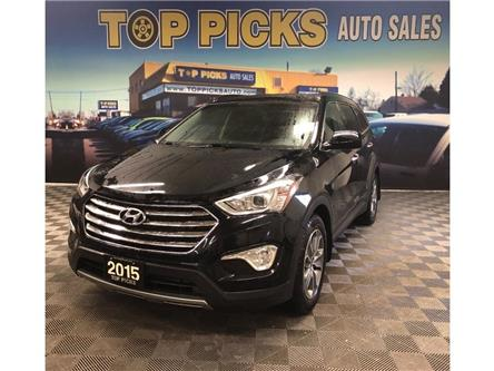 2015 Hyundai Santa Fe XL Premium (Stk: 119511) in NORTH BAY - Image 1 of 26
