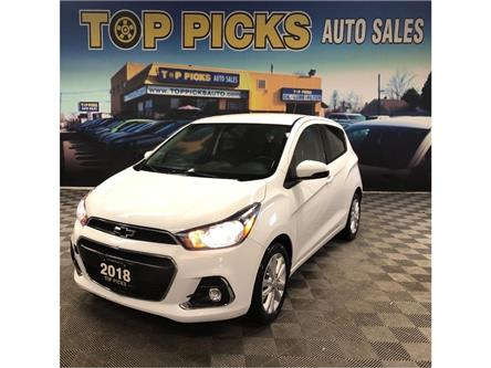 2018 Chevrolet Spark 1LT CVT (Stk: 443231) in NORTH BAY - Image 1 of 23