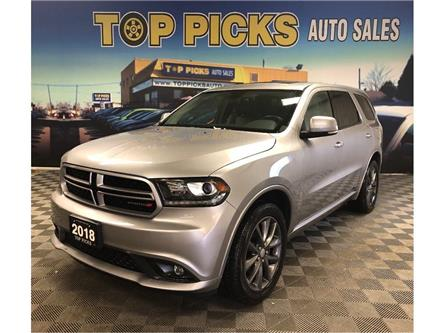 2018 Dodge Durango GT (Stk: 255023) in NORTH BAY - Image 1 of 28