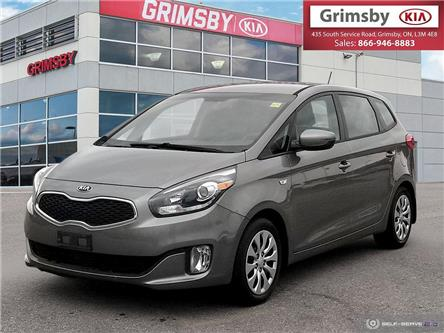 2014 Kia Rondo Low kms, 1 owner, clean carfax and more... (Stk: n3710a) in Grimsby - Image 1 of 24