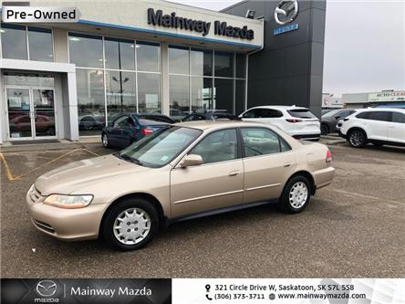 2001 Honda Accord LX (Stk: M20209A) in Saskatoon - Image 1 of 12