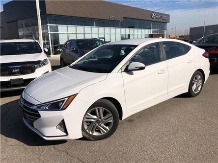 2019 Hyundai Elantra Preferred (Stk: 4377) in Brampton - Image 1 of 17