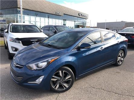 2016 Hyundai Elantra Limited (Stk: 36468A) in Brampton - Image 1 of 13