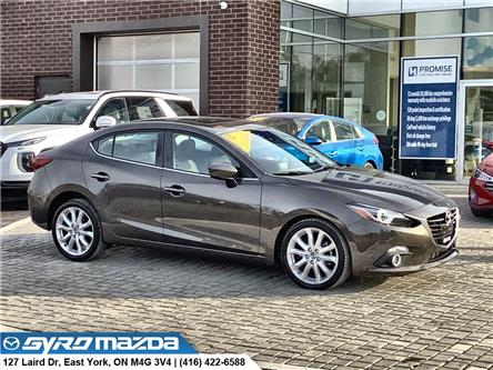 2015 Mazda Mazda3 GT (Stk: 30229) in East York - Image 1 of 30
