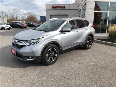 2018 Honda CR-V Touring (Stk: 20096A) in Cobourg - Image 1 of 27