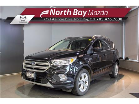 2018 Ford Escape SE (Stk: U6752) in North Bay - Image 1 of 22