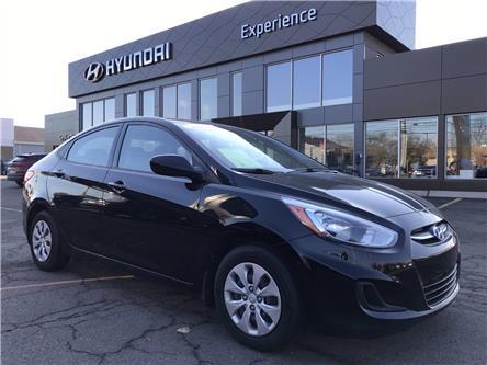 2017 Hyundai Accent L (Stk: N966TA) in Charlottetown - Image 1 of 26