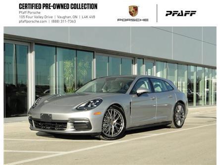 2018 Porsche Panamera 4 Sport Turismo (Stk: U9181) in Vaughan - Image 1 of 22