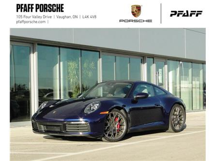 2020 Porsche 911 Carrera S Coupe (992) (Stk: PD16224) in Vaughan - Image 1 of 20