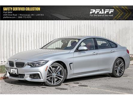2019 BMW 440i xDrive Gran Coupe (Stk: U6251) in Mississauga - Image 1 of 22