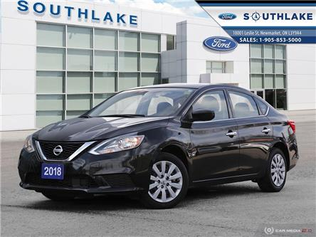 2018 Nissan Sentra  (Stk: P51435) in Newmarket - Image 1 of 27