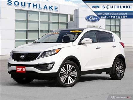2015 Kia Sportage EX (Stk: P51461) in Newmarket - Image 1 of 27