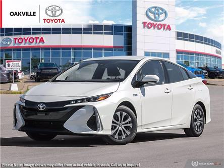 2021 Toyota Prius Prime Base (Stk: 21149) in Oakville - Image 1 of 23