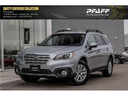 2016 Subaru Outback 2.5i Touring Package (Stk: S00889A) in Guelph - Image 1 of 22