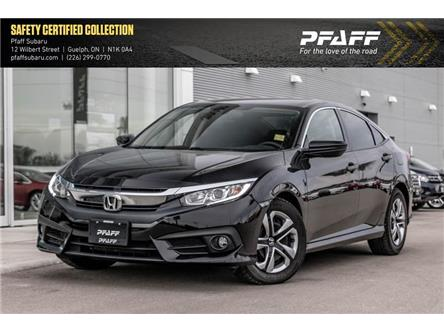 2018 Honda Civic LX (Stk: S00895A) in Guelph - Image 1 of 22