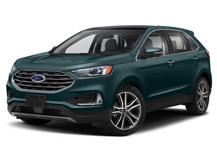 2020 Ford Edge SEL (Stk: S202395) in Dawson Creek - Image 1 of 9