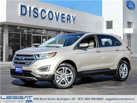 2017 Ford Edge Titanium (Stk: 17-38666-T) in Burlington - Image 1 of 26