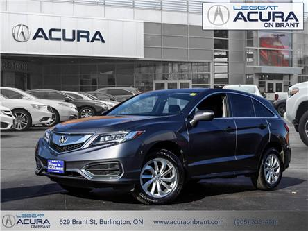 2018 Acura RDX Tech (Stk: 4442) in Burlington - Image 1 of 27