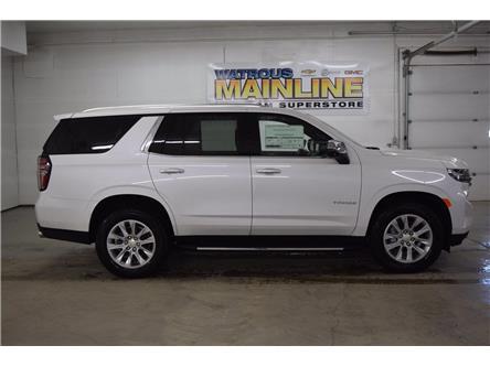 2021 Chevrolet Tahoe Premier (Stk: M01030) in Watrous - Image 1 of 50