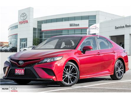 2018 Toyota Camry SE (Stk: 607026) in Milton - Image 1 of 23