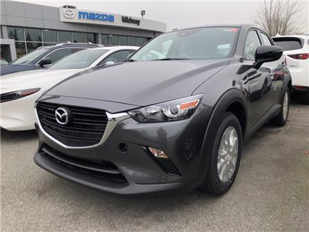 2021 Mazda CX-3 GS (Stk: 504622) in Surrey - Image 1 of 5