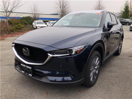 2021 Mazda CX-5 GT w/Turbo (Stk: 106870) in Surrey - Image 1 of 5