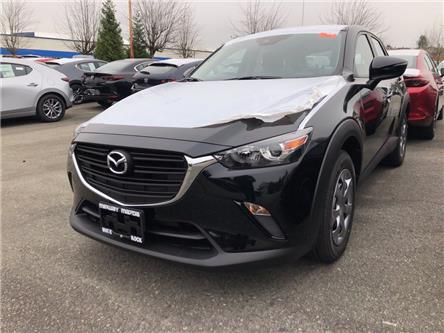 2021 Mazda CX-3 GX (Stk: 504791) in Surrey - Image 1 of 5