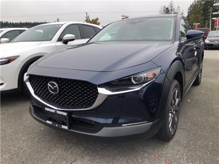 2021 Mazda CX-30 Premium (Stk: 213989) in Surrey - Image 1 of 5